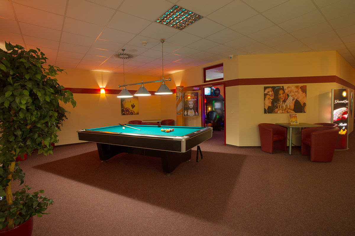 casino bünde billard